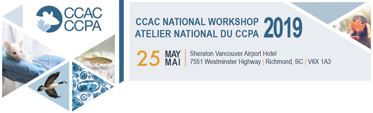 Official banner of the CCAC 2019 National Workshop